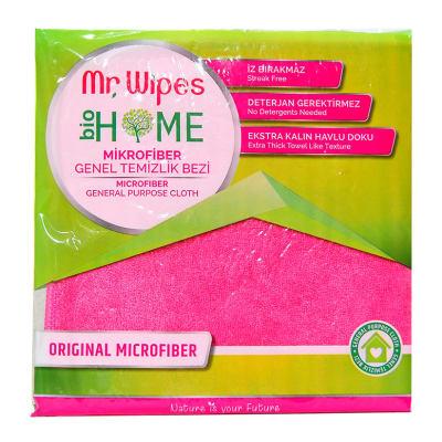 Mr. Wipes Microfiber Genel Temizlik Bezi 1 Ad