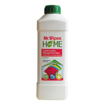Mr. Wipes Sıvı Çamaşır Deterjanı Siyahlar ve Renkliler İçin 1000 ML