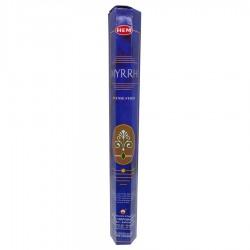 Hem Tütsü - Mür Ağacı Sakızı Kokulu 20 Çubuk Tütsü - Myrrh (1)