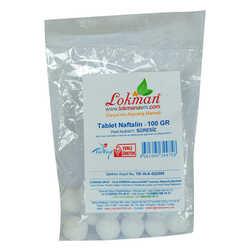 LokmanAVM - Naftalin Bilya Tablet 100 Gr Paket (1)