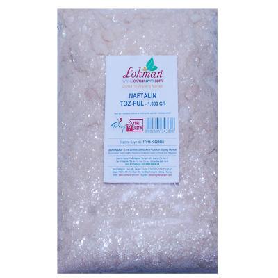 Naftalin Toz Pul 1000 Gr Pkt