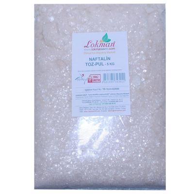 Naftalin Toz Pul 5000 Gr Paket