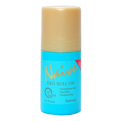 Naive Deo Roll-On For Women 50 ML