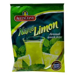Nane Limon Aromalı İçecek Tozu 300 Gr - Thumbnail