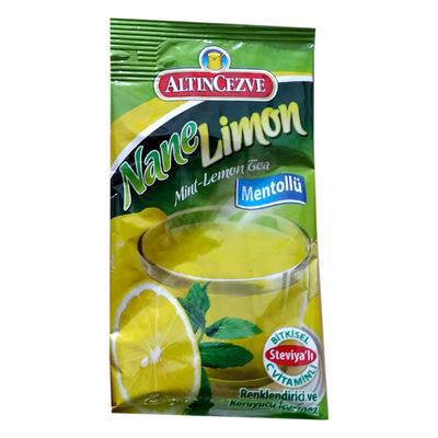 Nane Limon Aromalı Tek İçimlik İçecek Tozu 10 Gr X 20 Pkt