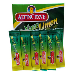 Altıncezve - Nane Limon Aromalı Tek İçimlik İçecek Tozu 1.5 Gr X 60 Pkt (1)