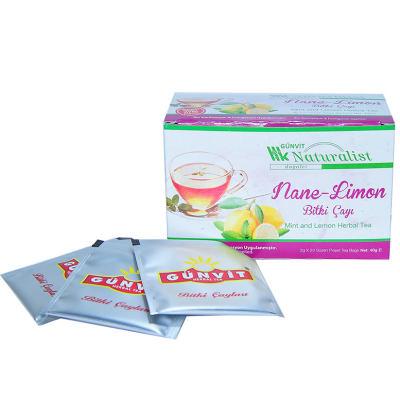 Nane Limon Bitki Çayı 20 Süzen Poşet