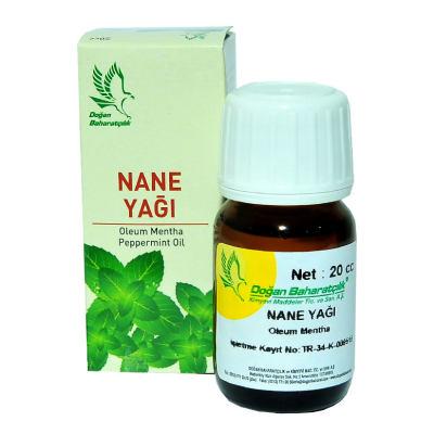 Nane Yağı 20 cc - Oleum Mentha Peppermint Oil