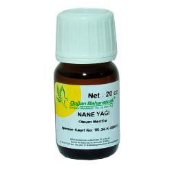 Nane Yağı 20 cc - Oleum Mentha Peppermint Oil - Thumbnail