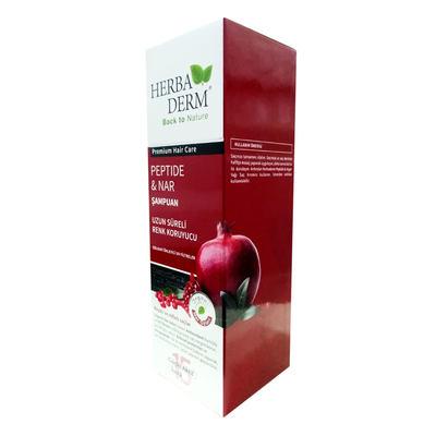 Nar Şampuanı Uzun Süreli Renk Koruyucu 330 ML