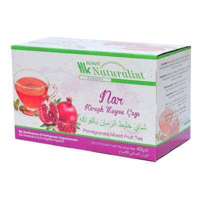 Narlı Karışık Meyve Çayı 20 Süzen Poşet