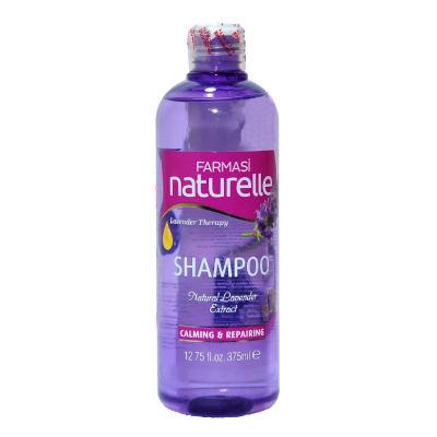 Naturelle Lavantalı Şampuan 375 ML
