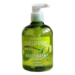 Naturelle Zeytinyağlı Sıvı El Sabunu 300 ML - Thumbnail