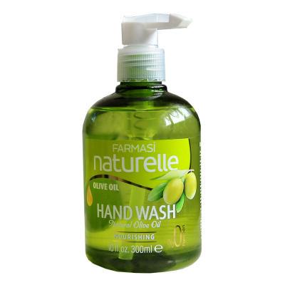 Naturelle Zeytinyağlı Sıvı El Sabunu 325 ML