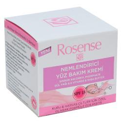 Rosense - Nemlendirici Yüz Kremi 50ML - Kuru Hassas Ciltler (1)