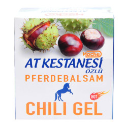 Noche - At Kestanesi Özlü Masaj Jeli 500ML Görseli