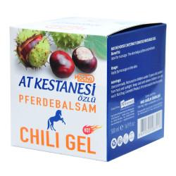 At Kestanesi Özlü Masaj Jeli 500ML - Thumbnail