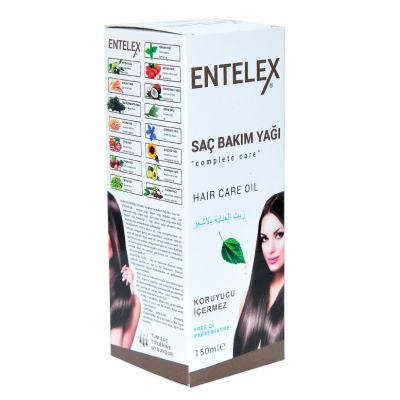 Entelex Saç Bakım Yağı 150 ML