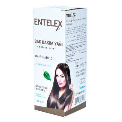 Entelex Saç Bakım Yağı 150ML