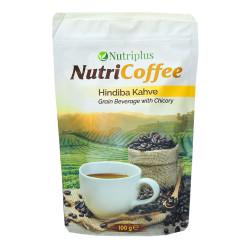 Nutriplus Hindiba Kahve 100 Gr - Thumbnail