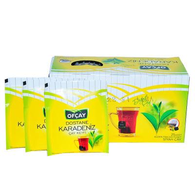 Bergamot Aromalı Siyah Çay 25 Süzen Pşt