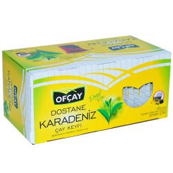 Ofçay - Bergamot Aromalı Siyah Çay 25 Süzen Pşt Görseli