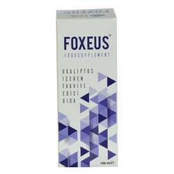 Foxeus - Okaliptus İçeren Bitkisel Takviye Edici Gıda 150 ML Görseli
