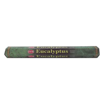 Okaliptus Kokulu 20 Çubuk Tütsü - Eucalyptus
