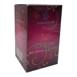 Okaliptuslu Ballı Bitkisel Karışım Cam Kavanoz 450 Gr - Thumbnail