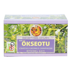 Ökse Otu Bitki Çayı 20 Süzen Poşet - Thumbnail