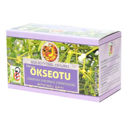 Ege Lokman - Ökse Otu Bitki Çayı 20 Süzen Poşet Görseli