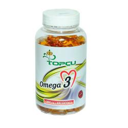 Omega 3 1000 Mg x 200 Yumuşak Jel - Thumbnail