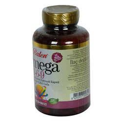 Balen - Omega 3-6-9 1585 Mg x 60 Yumuşak Kapsül EPA-18 DHA-12 Görseli