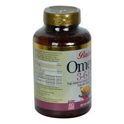 Omega 3-6-9 1585 Mg x 60 Yumuşak Kapsül EPA-18 DHA-12 - Thumbnail