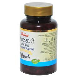 Omega-3 Balık Yağı 100 Kapsül - Thumbnail