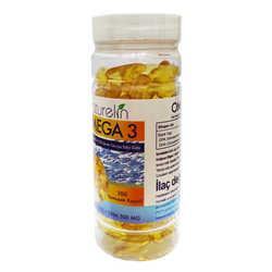 Naturelin - Omega 3 Balık Yağı İçeren Gıda 100 Kapsül Görseli