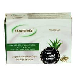 Mecitefendi - Organik Aloe Vera Özlü Peeling Sabunu 100 Gr Görseli