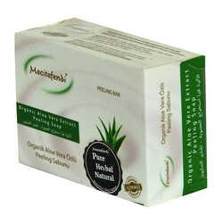 Organik Aloe Vera Özlü Peeling Sabunu 100 Gr - Thumbnail