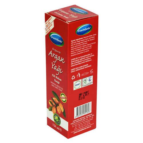 Organik Argan Yağı Cilt Bakım Toniği 150 ML