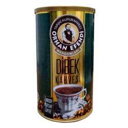 Orhan Efendi Dibek Kahvesi Tnk 500 Gr - Thumbnail
