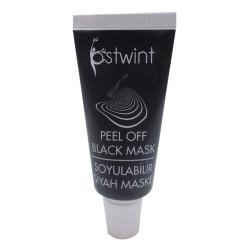 Soyulabilir Siyah Maske 20ML - Thumbnail