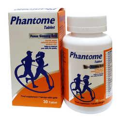 Phantome - Panax Ginseng Özlü 30 Tablet Görseli