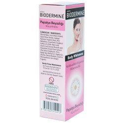 Biodermine - Papatya Beyazlığı - Vücut Kremi 75 ML Görseli