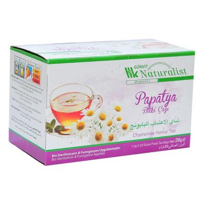 Papatya Bitki Çayı 20 Süzen Poşet
