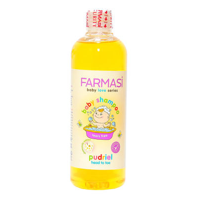 Papatyalı Şampuan Bebeklere 375 ML