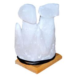 Peribacası Kaya Tuzu Lambası Çankırı - 2Bacalı - Thumbnail