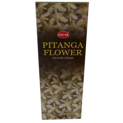 Pitanga Çiçeği Kokulu 20 Çubuk Tütsü - Pitanga Flower