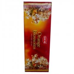 Portakal Çiçeği Kokulu 20 Çubuk Tütsü - Orange Blossoms - Thumbnail