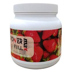 Actuel Pharma - Power Max Full Keçiboynuzlu Çilekli Bitkisel Toz 500 Gr (1)
