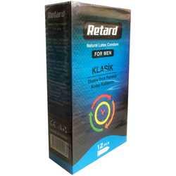 Retard - Prezervatif Ekstra İnce Klasik 12 Ad Görseli